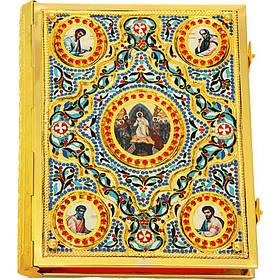 Евангелие в окладе №9