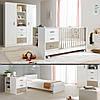Кроватка для новорожденных Комбо ДМ 0356