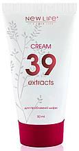 Крем для проблемної шкіри Нове життя  - 39 экстрактів