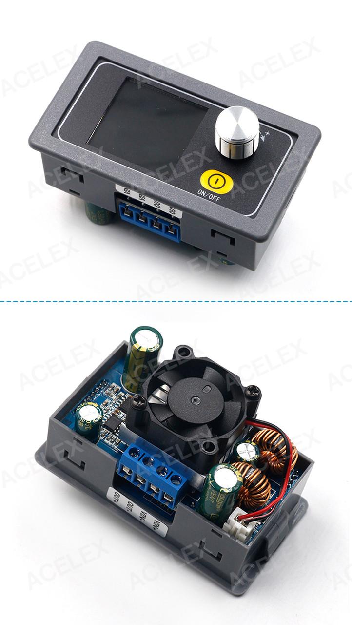 Понижающий преобразователь постоянного тока XYS3580, лабораторный источник питания