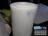 Силиконовая резина в рулонах термостойкая 2мм-25мм, фото 5