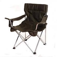Кресло складное туристическое Vitan Вояж-комфорт (780х800х550мм), оливковое