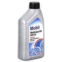 Масло Mobilube HD 80W-90 кан. 1л