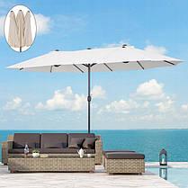 Садовый зонт 84D-030V01CW (460x270x240см), фото 3