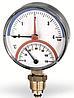 Watts F+R828 (TMRP) термоманометр радиальный 4 бар