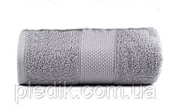 Полотенце махровое 70х140 Miranda Soft Серый