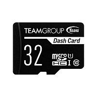 Карта пам`ятi MicroSDHC 32GB UHS-I Class 10 Team Dash Card + SD-adapter