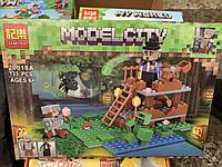 Конструктор лего Майнкрафт 133 деталей гаст Lego Minecraft