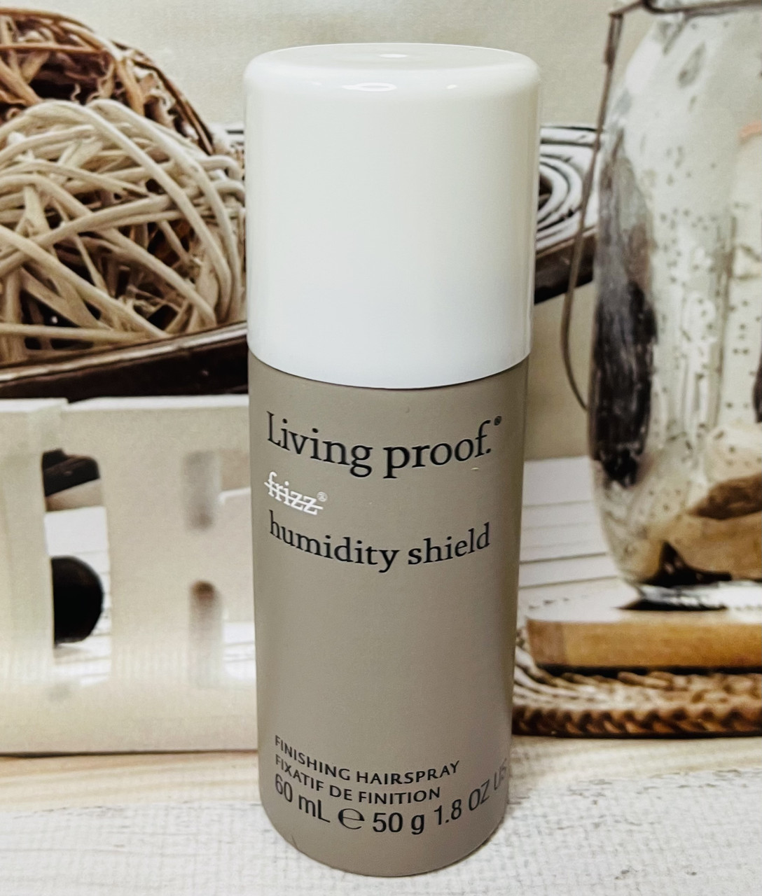 Спрей для защиты волос от влажности LIVING PROOF No Frizz Humidity