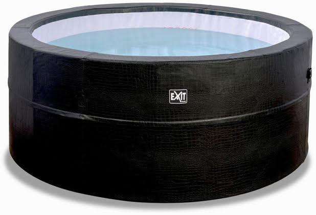 СПА Бассейн EXIT Premium 184 x 73 см черного цвета