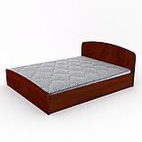 Двуспальная кровать Нежность 140 МДФ, фото 3