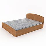 Двуспальная кровать Нежность 140 МДФ, фото 5