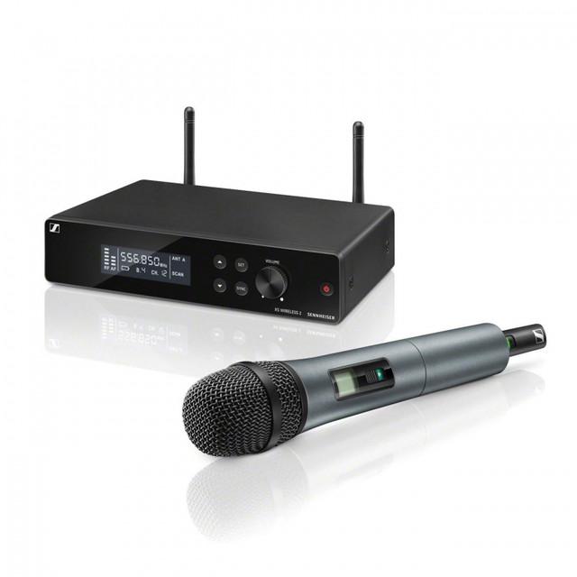 Радіосистеми, мікрофони, звук