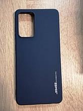 Чохол для Samsung A52 SMTT Blue