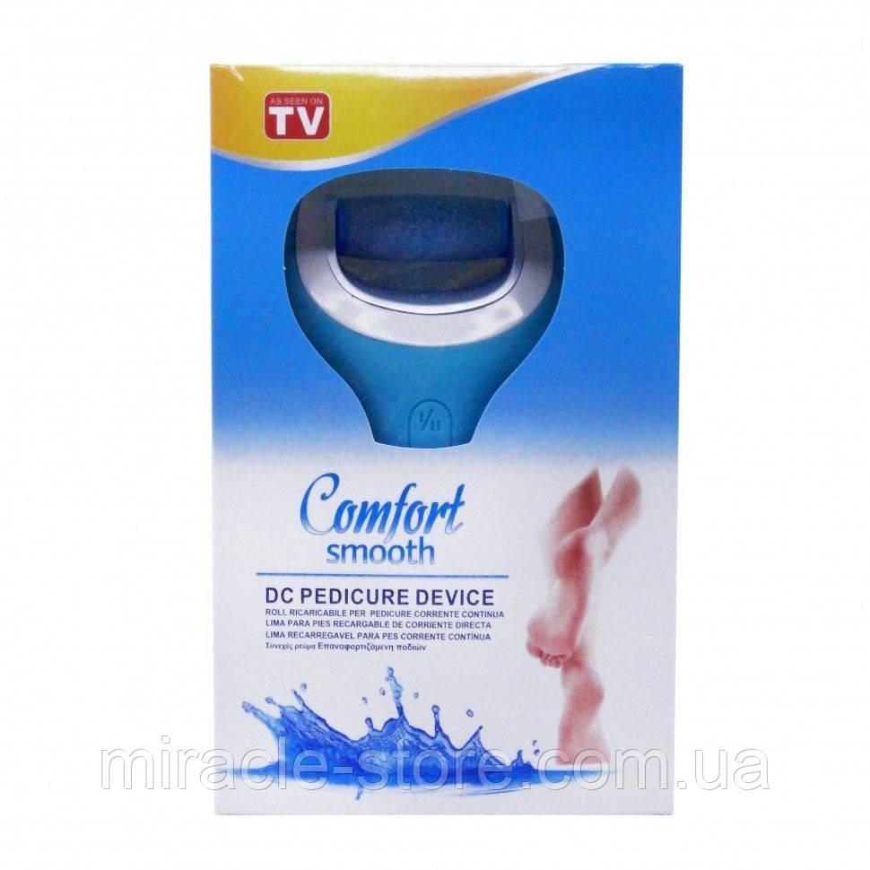 Водонепроникна електрична роликовий пилка для ніг Comfort Smooth