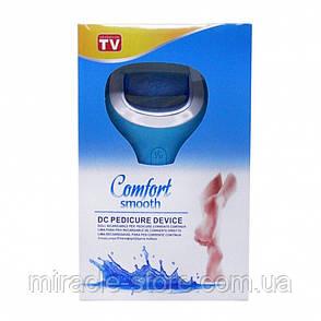 Водонепроникна електрична роликовий пилка для ніг Comfort Smooth, фото 2