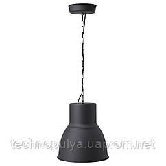 Подвесной светильник IKEA HEKTAR Темно-серый (402.961.08)