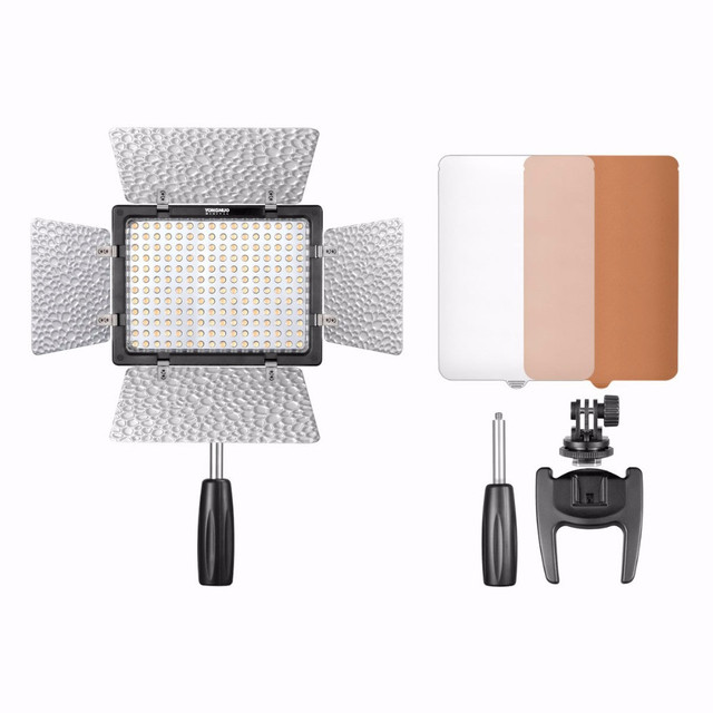 Постоянный LED свет Yongnuo YN160III (3200-5500К) комплектация