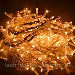 Гирлянда Уличная Штора LED 240 Теплый белый (AN000184)