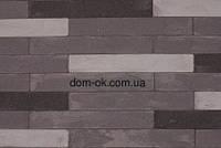 Бесшовный гибкий клинкер на сетке для облицовки фасада, цвет 101