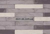 Бесшовный гибкий клинкер на сетке для облицовки фасада, цвет 102