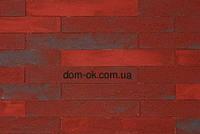 Бесшовный гибкий клинкер на сетке для облицовки фасада, цвет 104