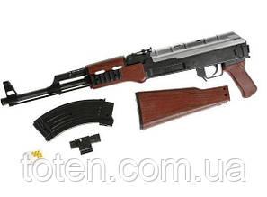 Автомат Рушницю ігрової з лазерним прицілом CYMA P. 799А на пульках