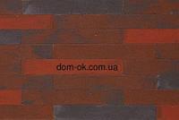 Бесшовный гибкий клинкер на сетке для облицовки фасада, цвет 107