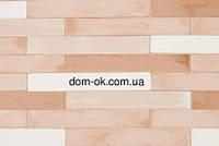 Бесшовный гибкий клинкер на сетке для облицовки фасада, цвет 111