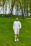Спортивный костюм оверсайз. Летний комплект. Свитшот и шорты. Много цветов., фото 4