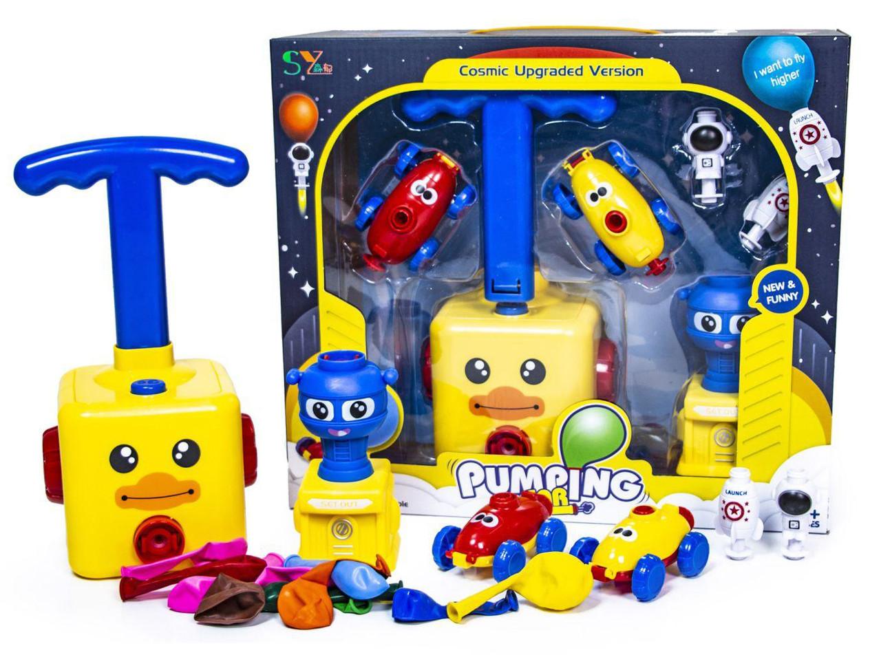 Детская игра воздушные гонки Pumping Car 57-2