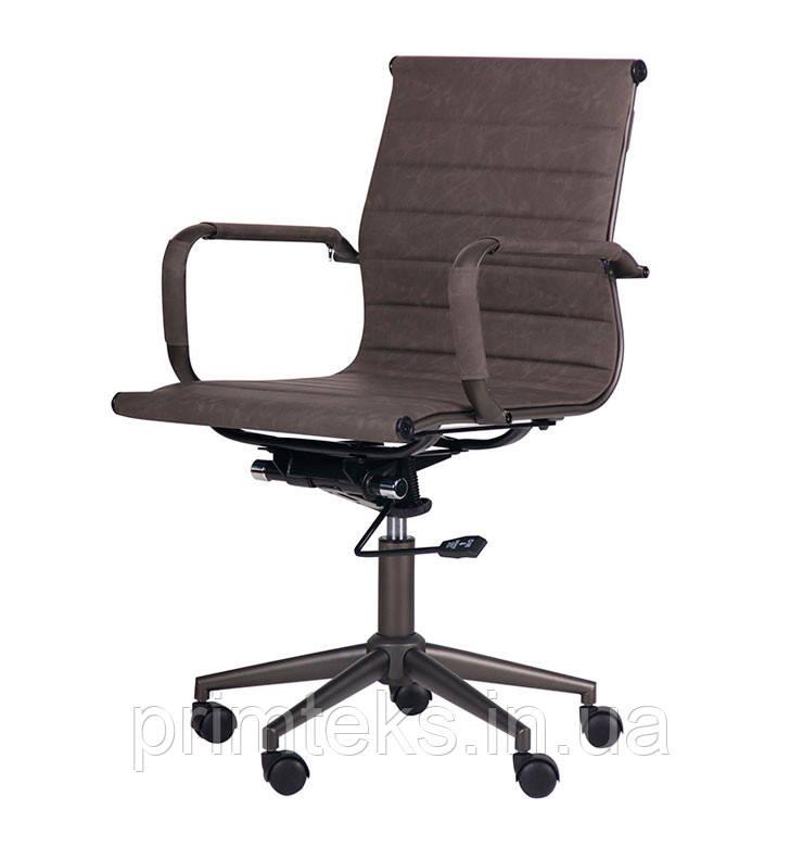 Крісло Slim Gun LB Сірий (Сірий)