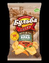 """Чипсы из натурального картофеля """"Белпродукт"""" 150,г"""