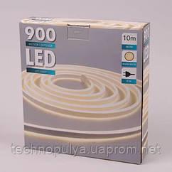 Шнур неоновый теплый свет 900 диодов 10 м. 45067 (FL000050)