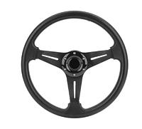 Рулевое колесо 13.5 алюминий черное