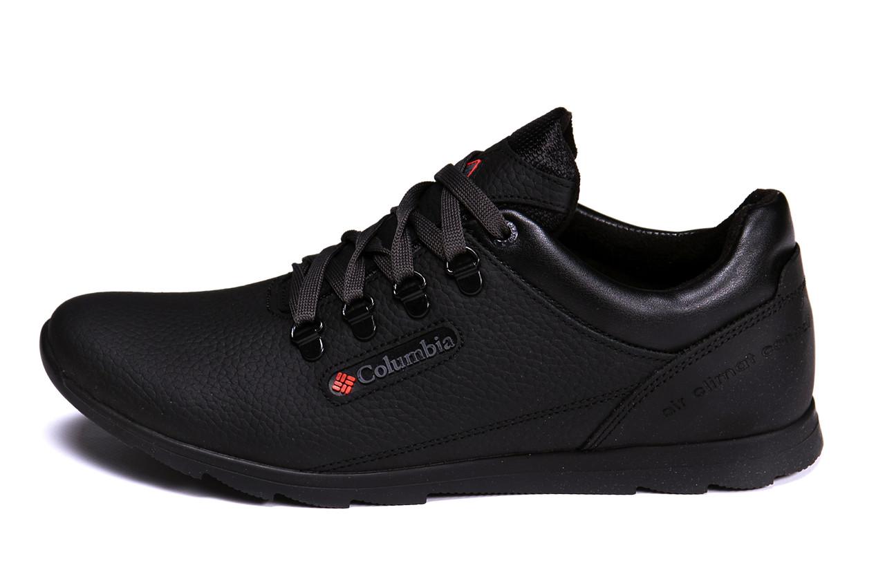 Чоловічі шкіряні кросівки Columbia 600