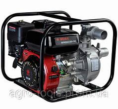 Мотопомпа бензиновая WEIMA WMQGZ50-30 (50 мм, 28 куб.м/ч)