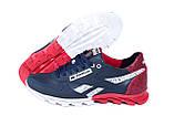 Чоловічі шкіряні кросівки Reebok (;), фото 4
