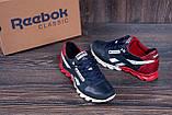 Чоловічі шкіряні кросівки Reebok (;), фото 7