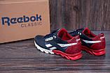 Чоловічі шкіряні кросівки Reebok (;), фото 9