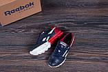 Мужские кожаные кроссовки Reebok (;), фото 10