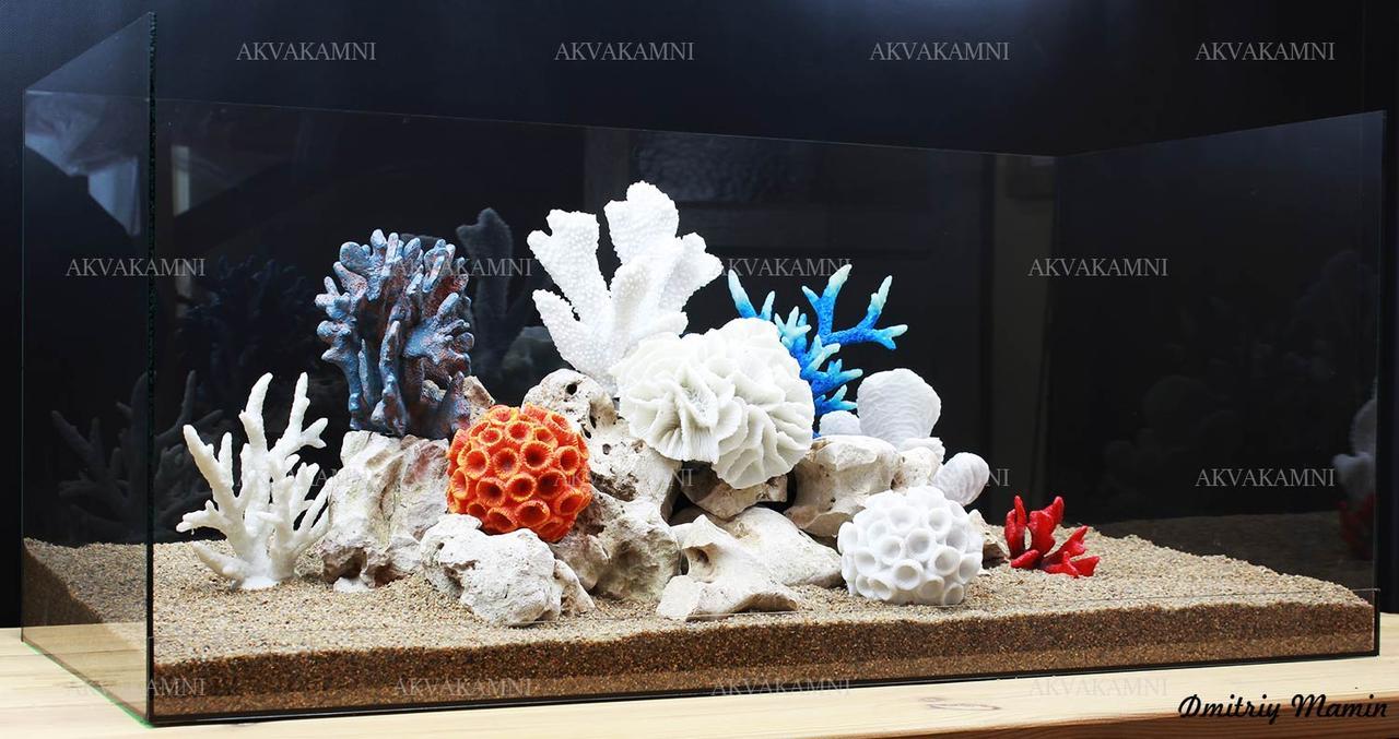 Композиция К60 для аквариума с кораллами (от 180л)