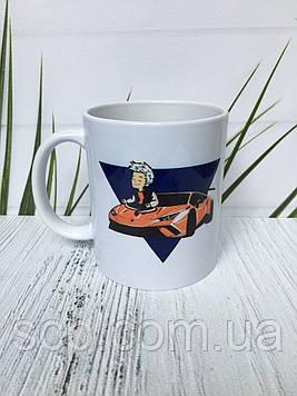 Чашка Влад А4 Ламба