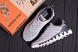 Мужские летние кроссовки сетка BS TREND SYSTEM Grey, фото 10