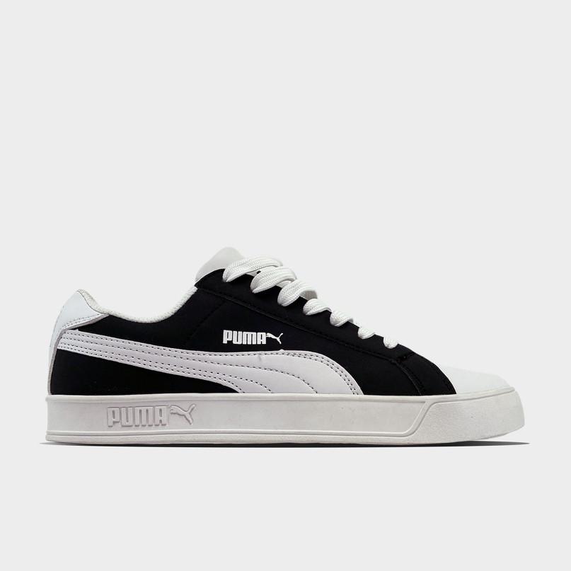 Жіночі кросівки Puma Suede Black White