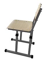 Школьный растущий стул, регулировка по высоте.