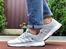 Мужские кроссовки  Adidas Neo светло серые