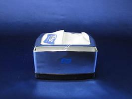 Диспенсер для серветок пл. хром. горизонт. ТР-261