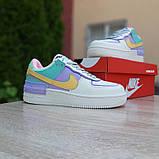 Жіночі кросівки Nike Air Force 1 Shadow, фото 6
