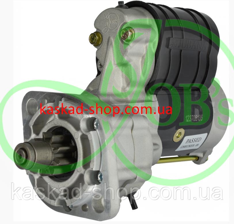 Стартер редукторний Deutz AG 12в 2,8 кВт ( Fendt Lanz)